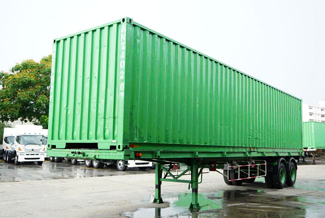 Semi-Trailer/Container Rental and Purchase Service sales rental trailers and containers 06  Products and Services Service sales rental trailers and containers 06